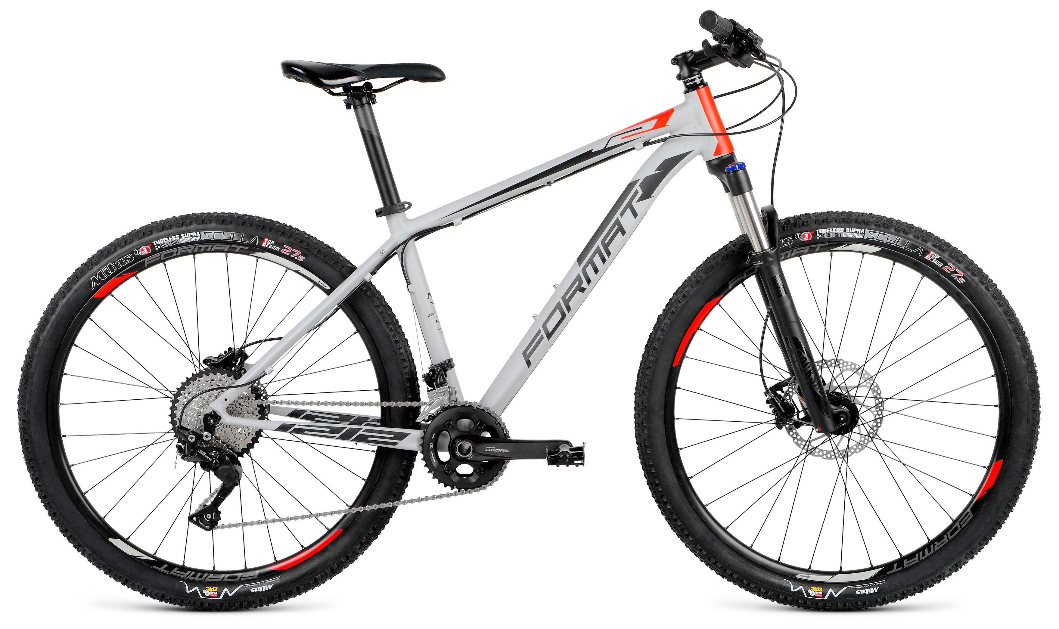 Велосипед Format 1212 27,5 2018 велосипед 27 5 format 1214 27 5 2016
