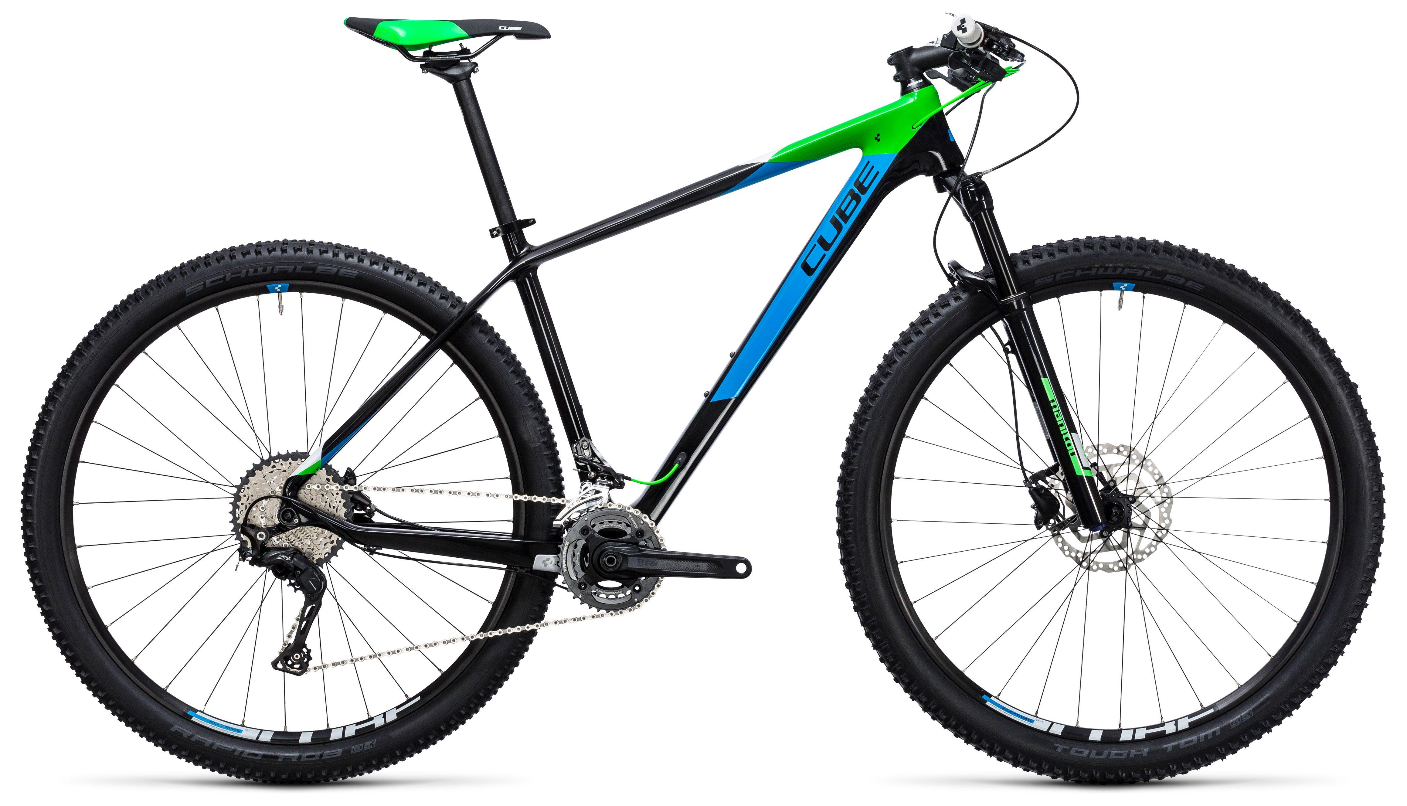 Велосипед Cube Reaction GTC 2x 29 2017 велосипед cube reaction gtc 2x 29 2016