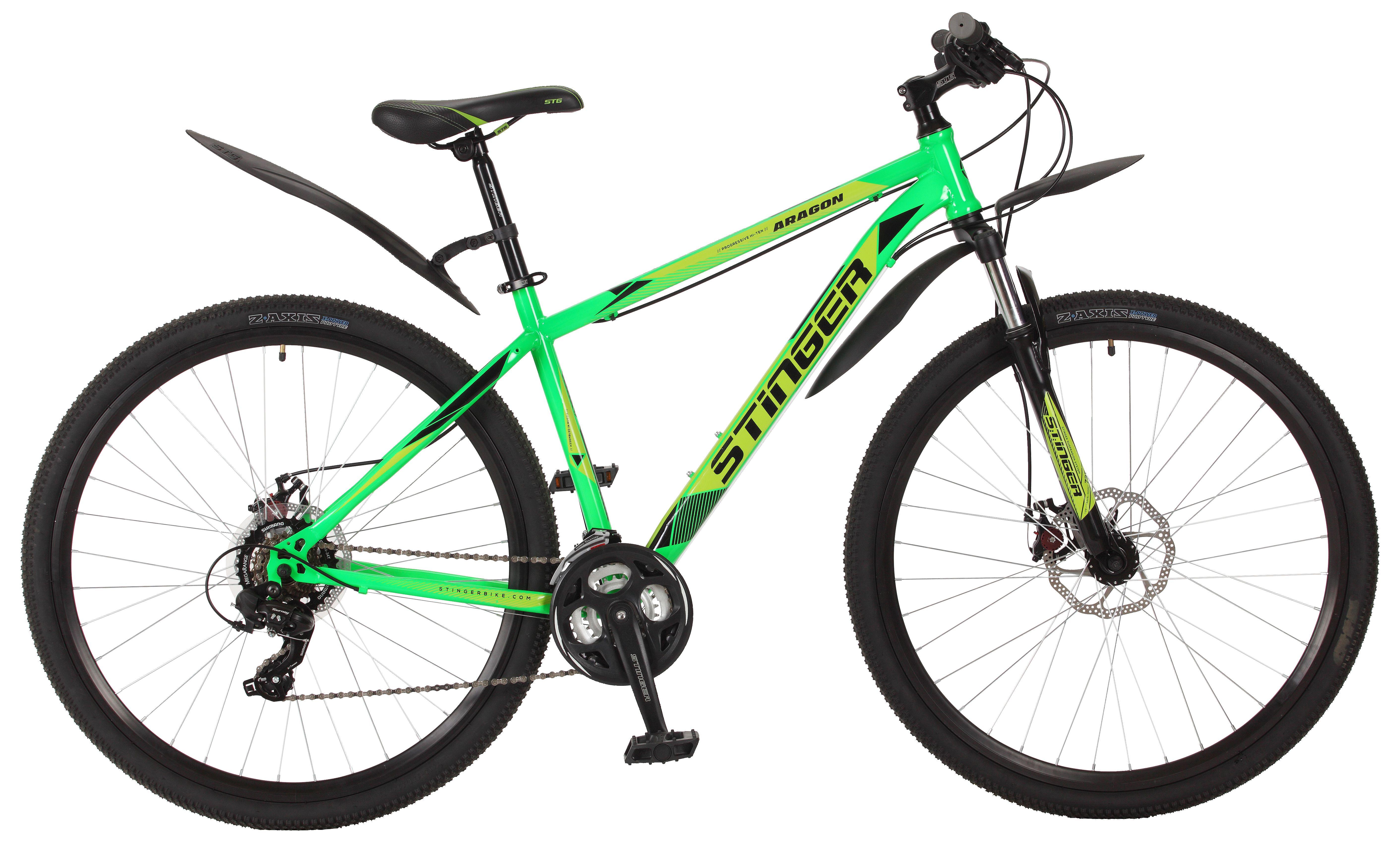Велосипед Stinger Aragon 29 2017