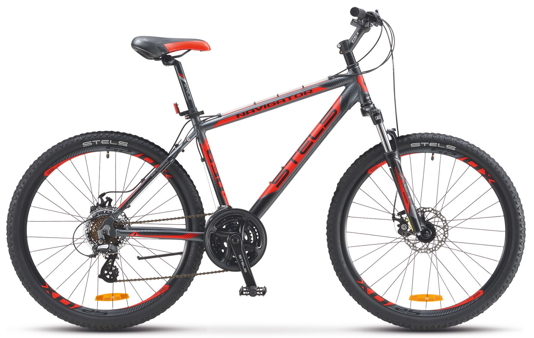 Велосипед Stels Navigator 630 MD (V010) 2017 велосипед stels navigator 310 2016