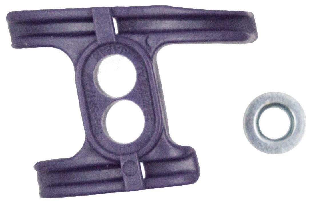 Запчасть Shimano направляющая под каретку SM-SP17-M5, 40 мм,  привод  - артикул:286991