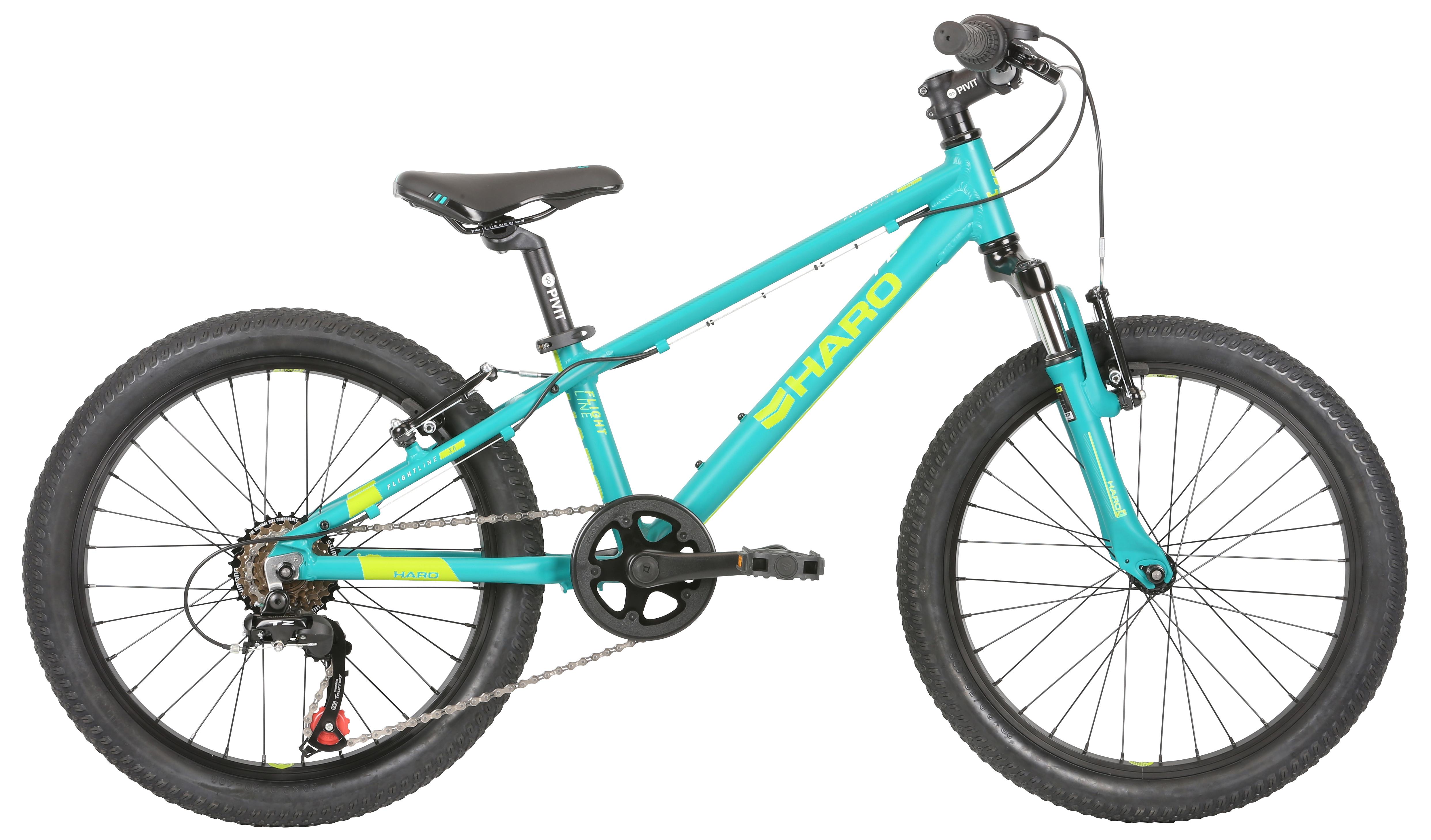 Велосипед Haro Flightline 20 2019 цена