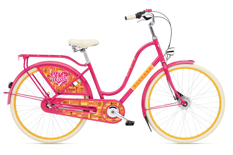 Велосипед Electra Amsterdam Fashion 7i Ladies 2017 велосипед electra britania ladies 2017