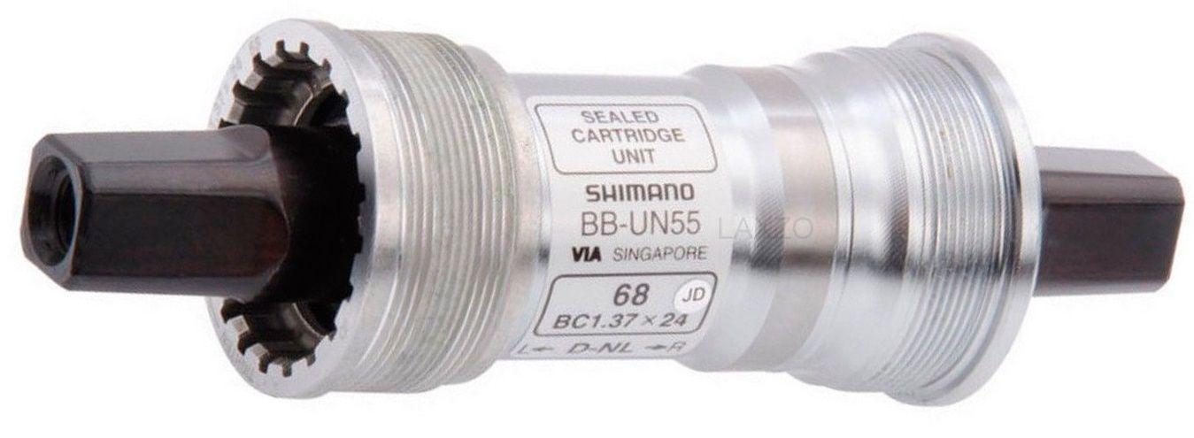 Запчасть Shimano UN55, 68/122 мм,  привод  - артикул:285591
