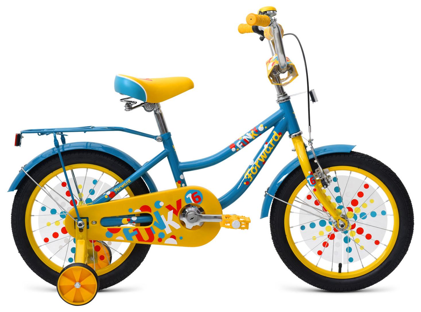 Велосипед Forward Funky 16 2019 forward funky 12 boy 2016