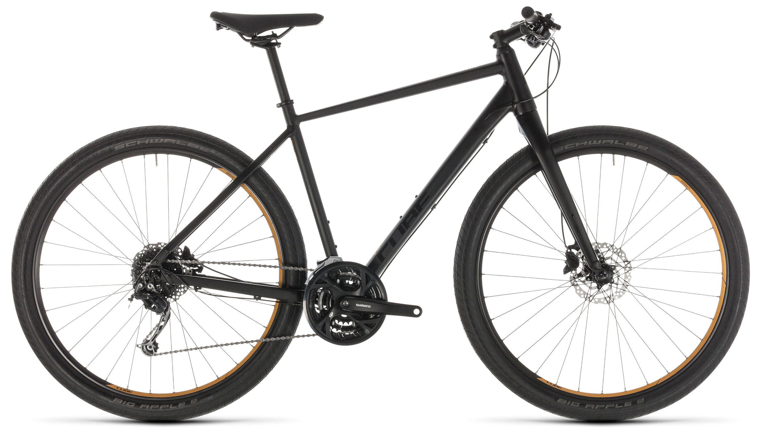 Велосипед Cube Hyde 2019 цена
