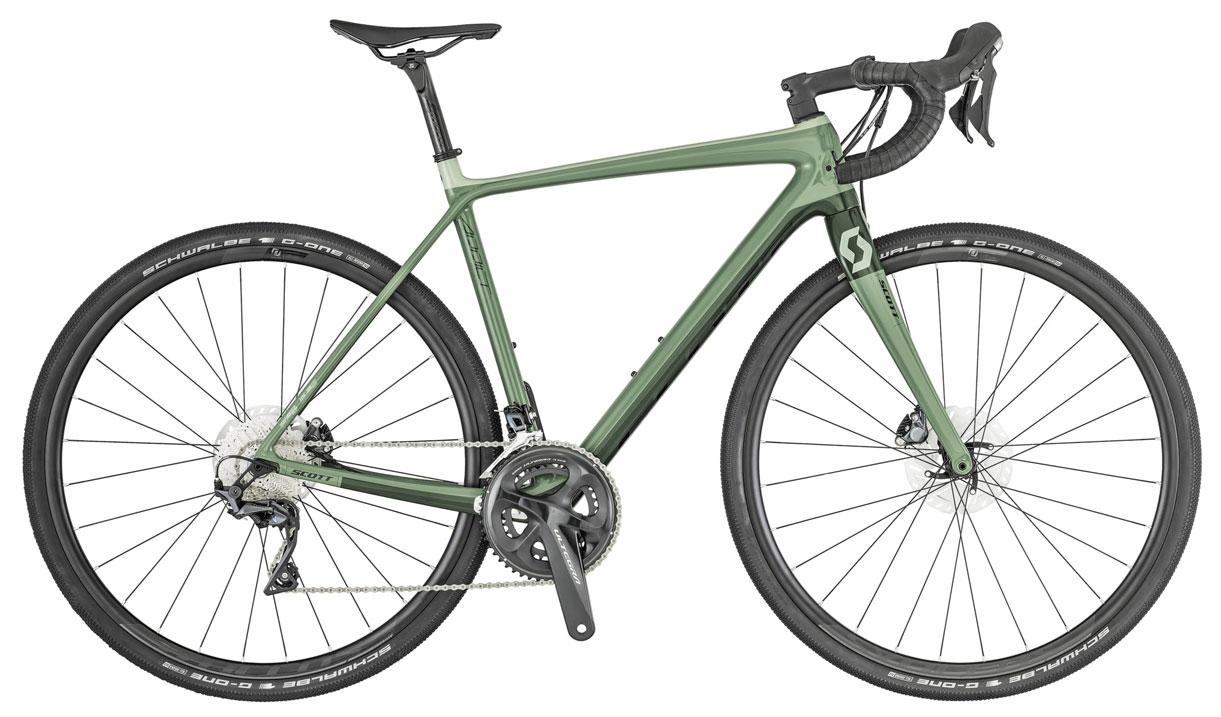 Велосипед Scott Addict Gravel 20 2019 велосипед scott addict sl 2016