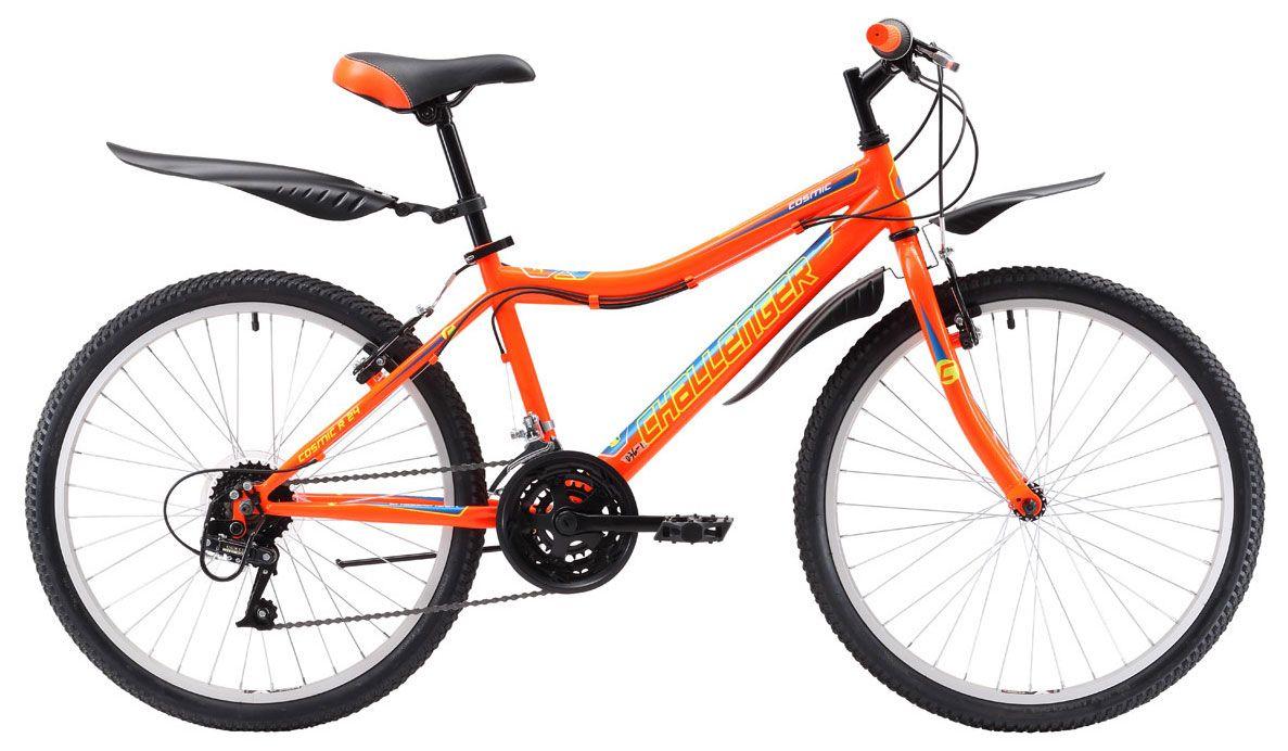 Велосипед Challanger Cosmic R 24 2018 cosmic 2