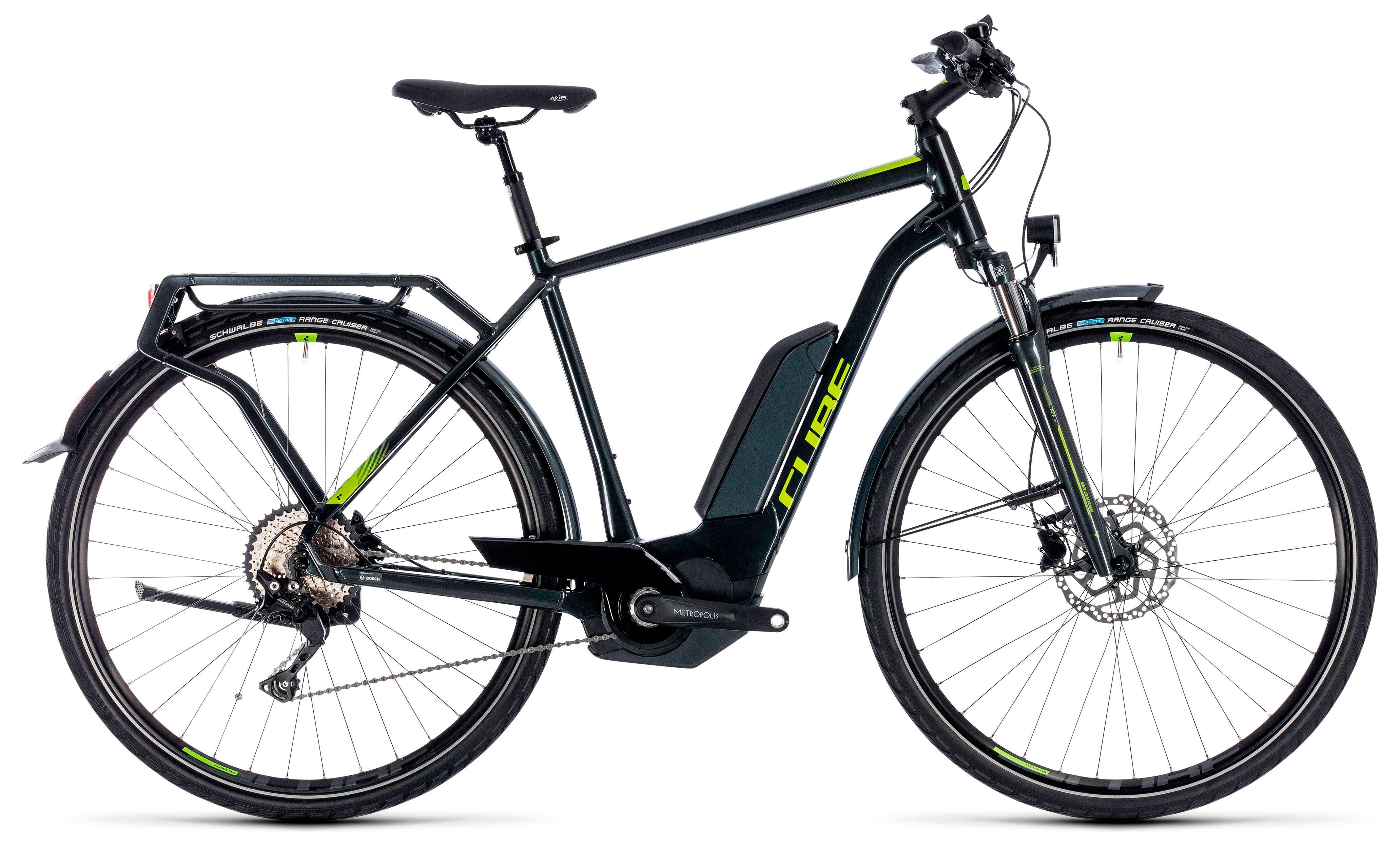 Велосипед Cube Kathmandu Hybrid Pro 500 2018