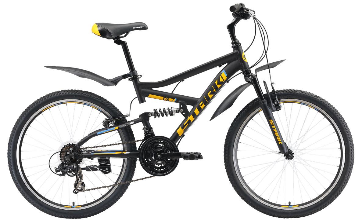 Велосипед Stark Rocket 24.2 FS V 2019 майка борцовка print bar house stark