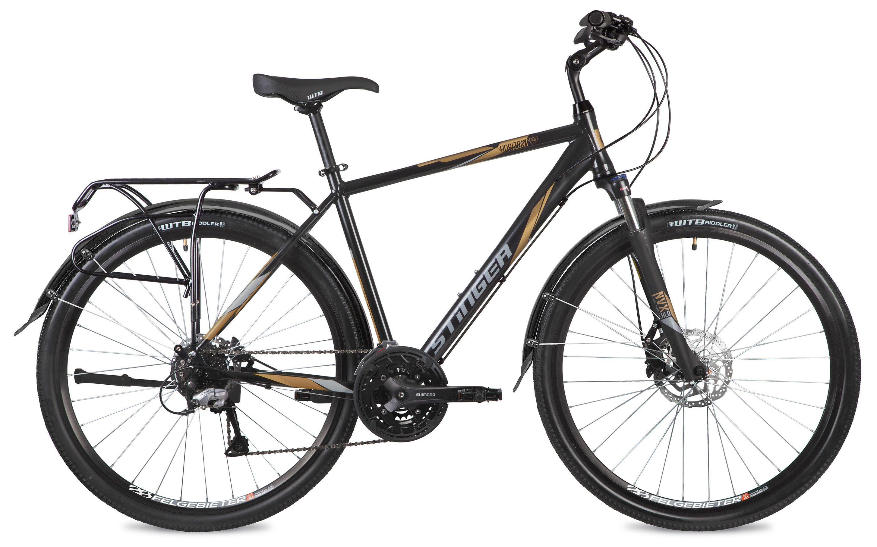Велосипед Stinger Horizont Pro 28 2018 городской велосипед stinger blazer 28