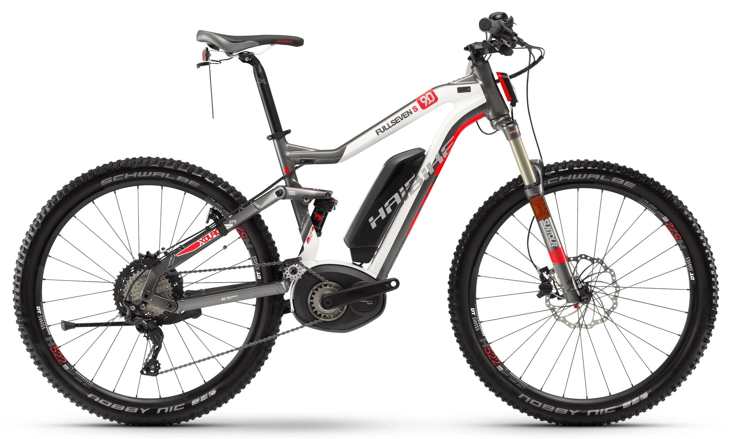 Велосипед Haibike Xduro FullSeven S 9.0 2018