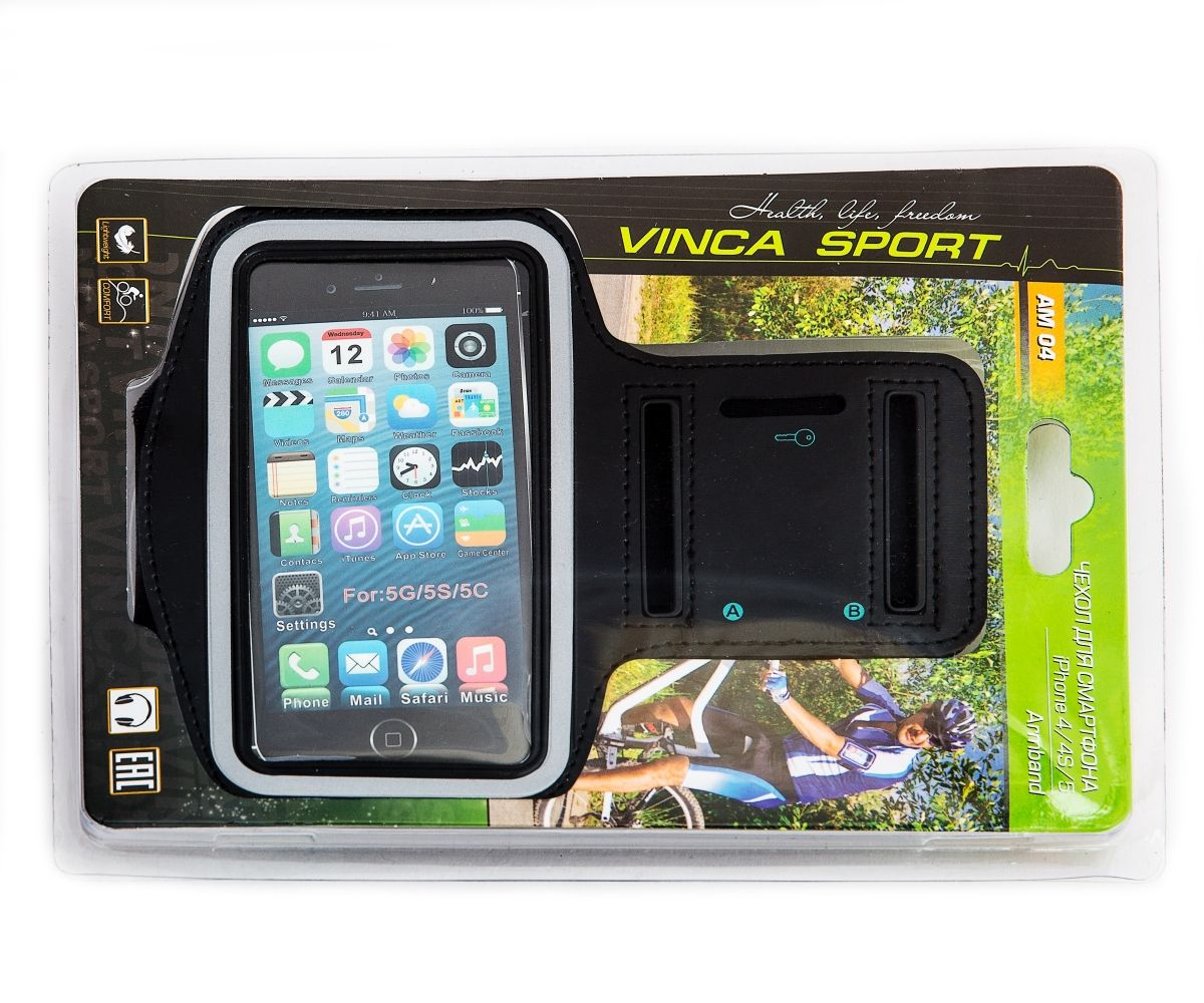 Товар Vinca Sport для Iphone 4-4S-5 AM 04 iphone 4 в твери