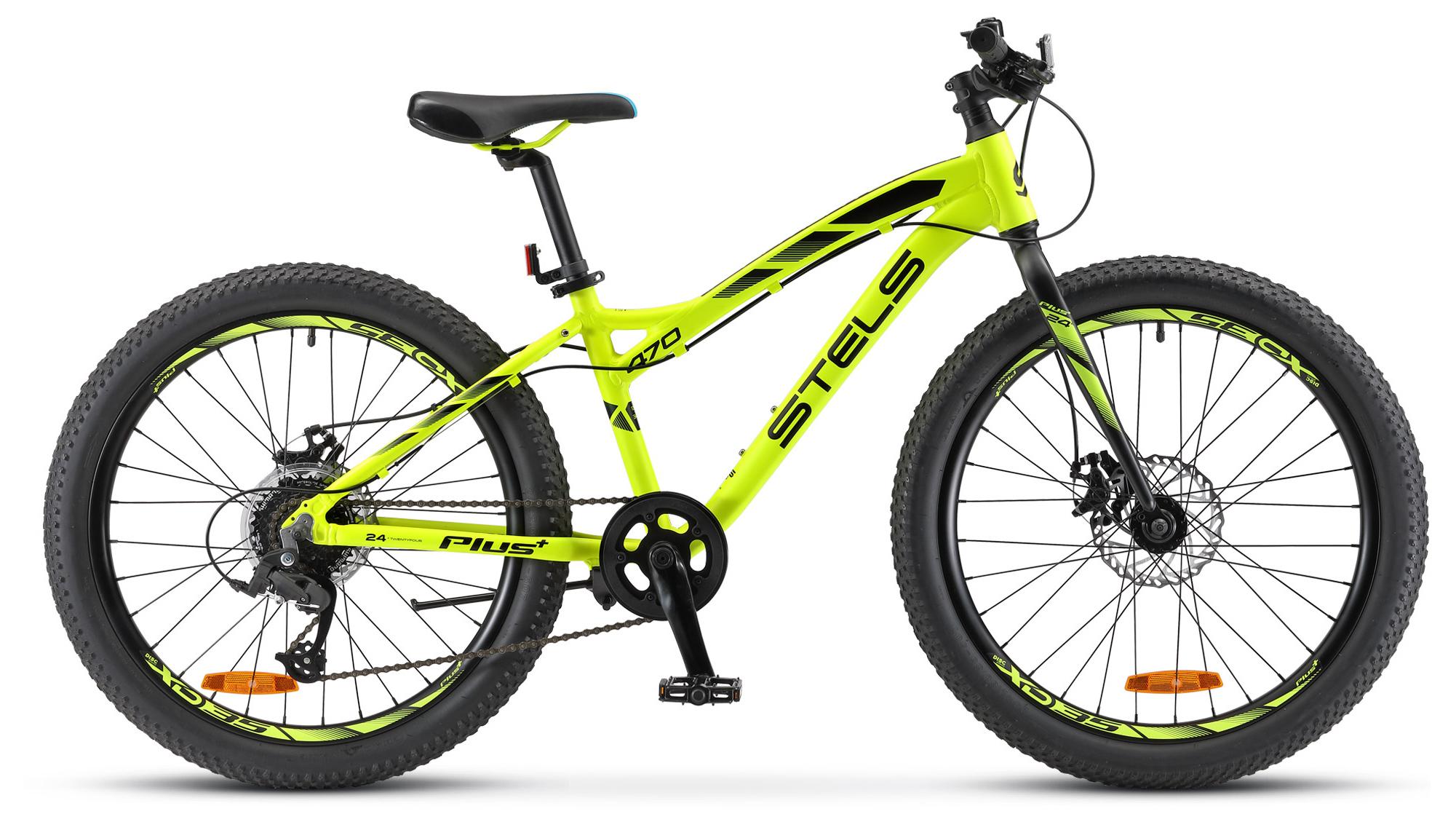 цена на Велосипед Stels Navigator 470 MD 24+ (V010) 2019