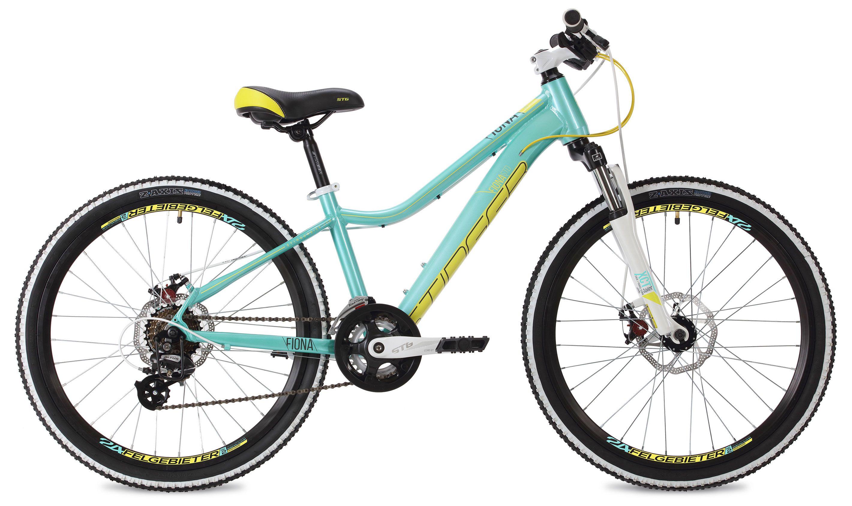 Велосипед Stinger Fiona Std 24 2018