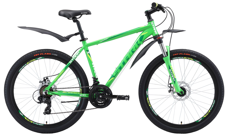 Велосипед Stark Hunter 26.2 D 2018 велосипед stark outpost 26 1 d 2018