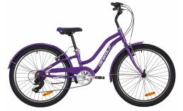 Подростковый велосипед для девочек  Dewolf  Wave 24  2019