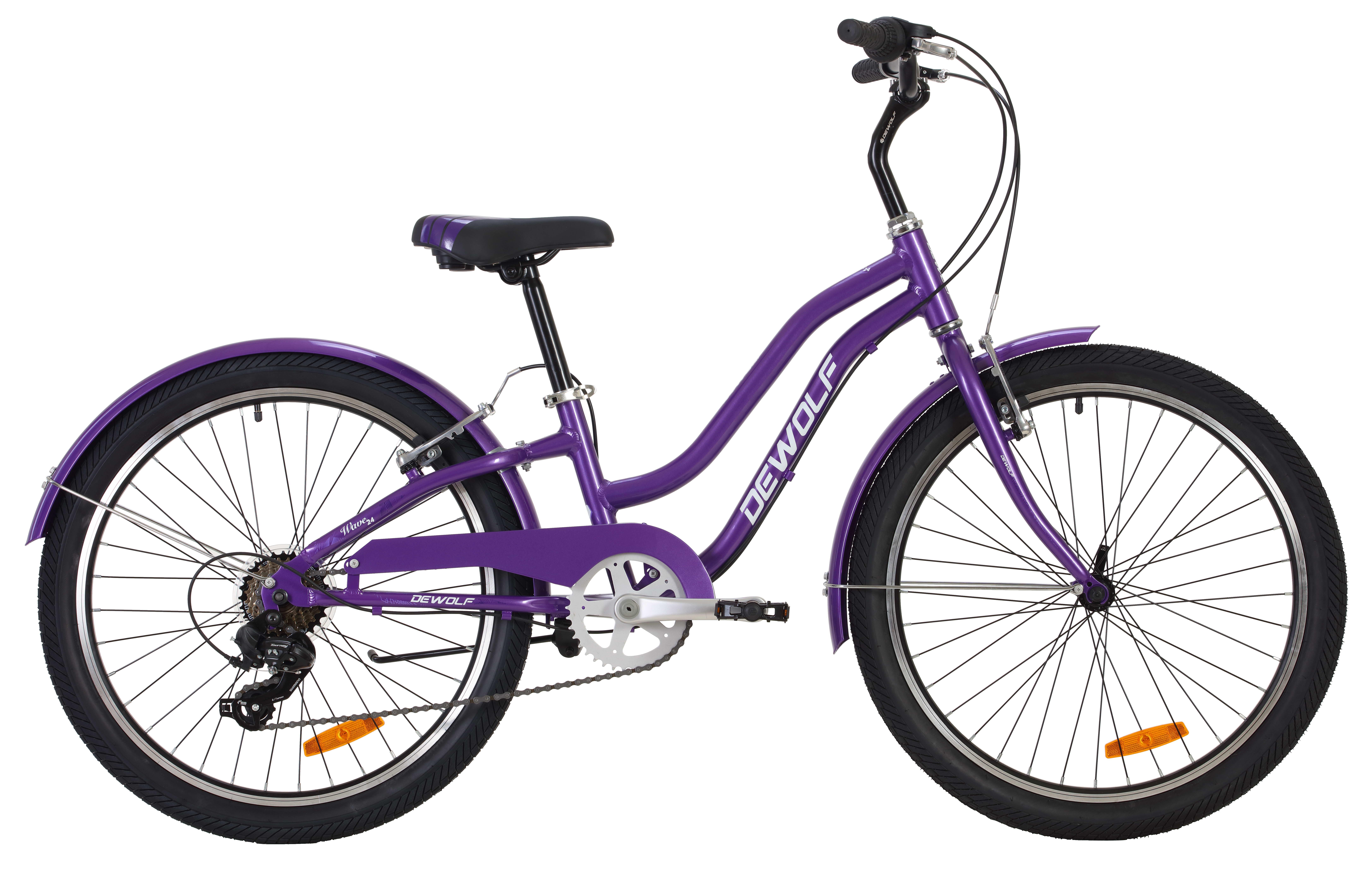 купить Велосипед Dewolf Wave 24 2019 по цене 17500 рублей