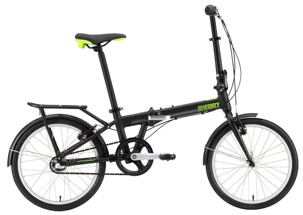 Велосипед Silverback Soto 2016,  Складные  - артикул:284921