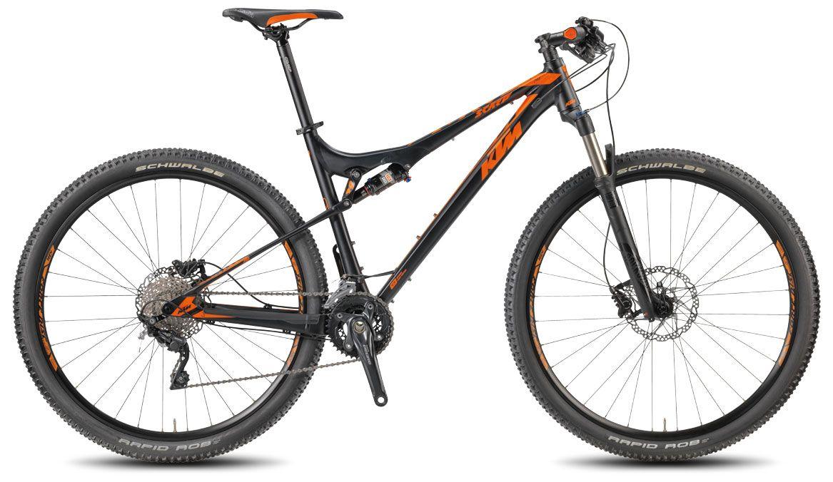 Велосипед KTM Scarp 295 3F LTD 2018 велосипед ktm canic cxa 2018