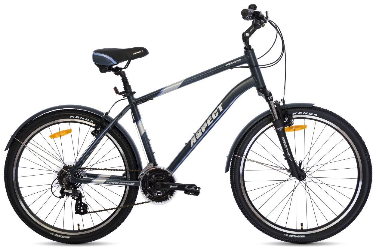 Велосипед Aspect Weekend 2018 велосипед aspect tundra 2018