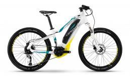 Горный электровелосипед  Haibike  SDURO HardFour Life 4.0 400Wh 9-Sp Ace  2017