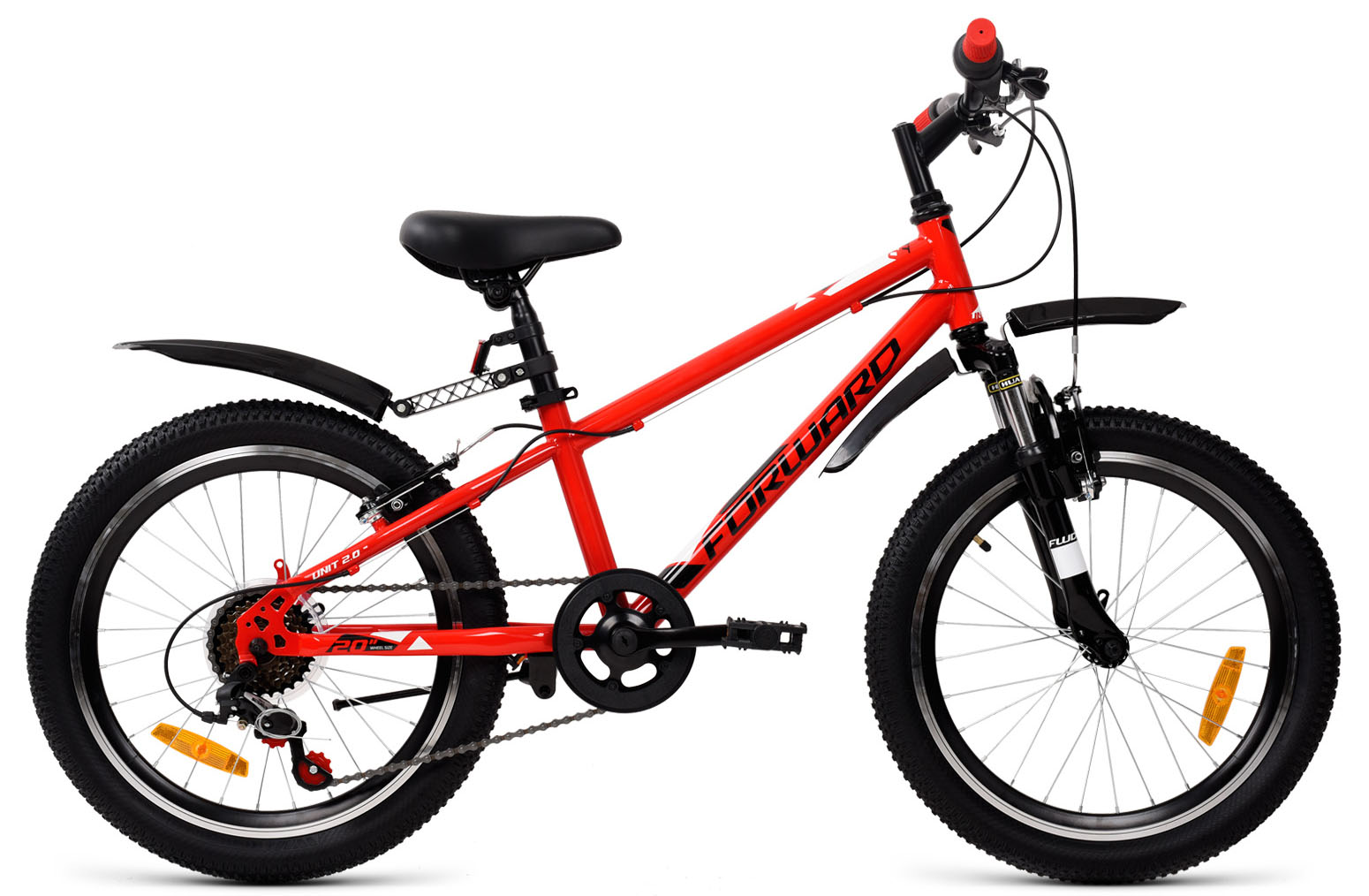 Велосипед Forward Unit 20 2.0 2019 велосипед forward nitro 16 2019