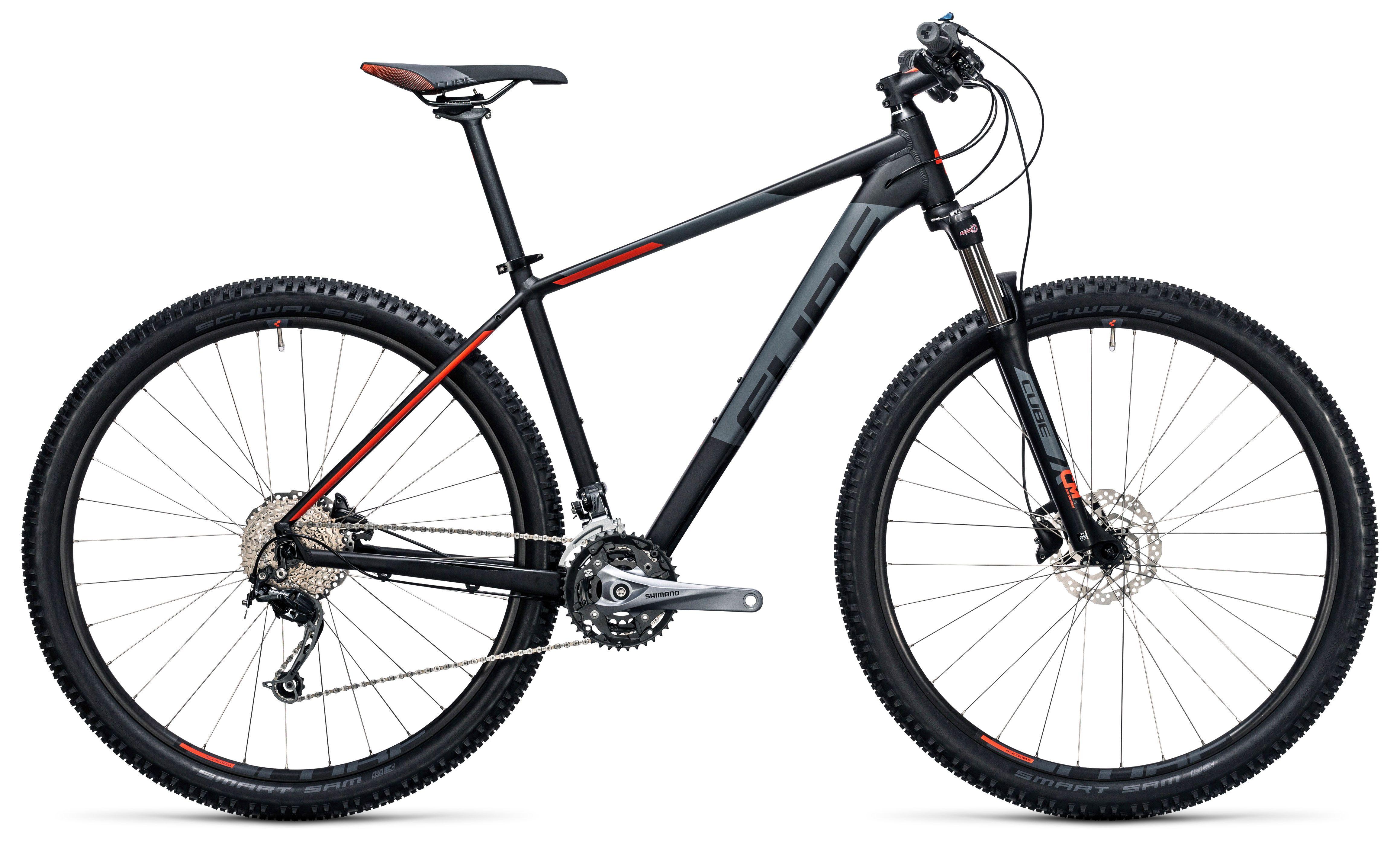 Велосипед Cube AIM SL 27.5 2017 велосипед cube aim sl 27 5 2016