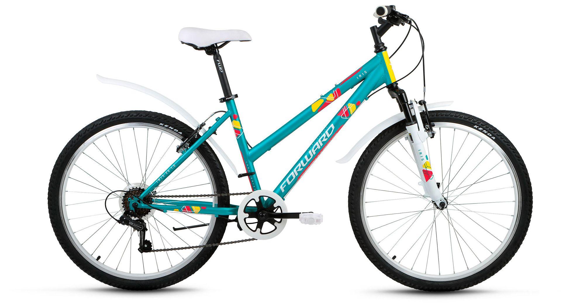 Велосипед Forward Iris 26 1.0 2017 велосипед forward iris 26 1 0 2017