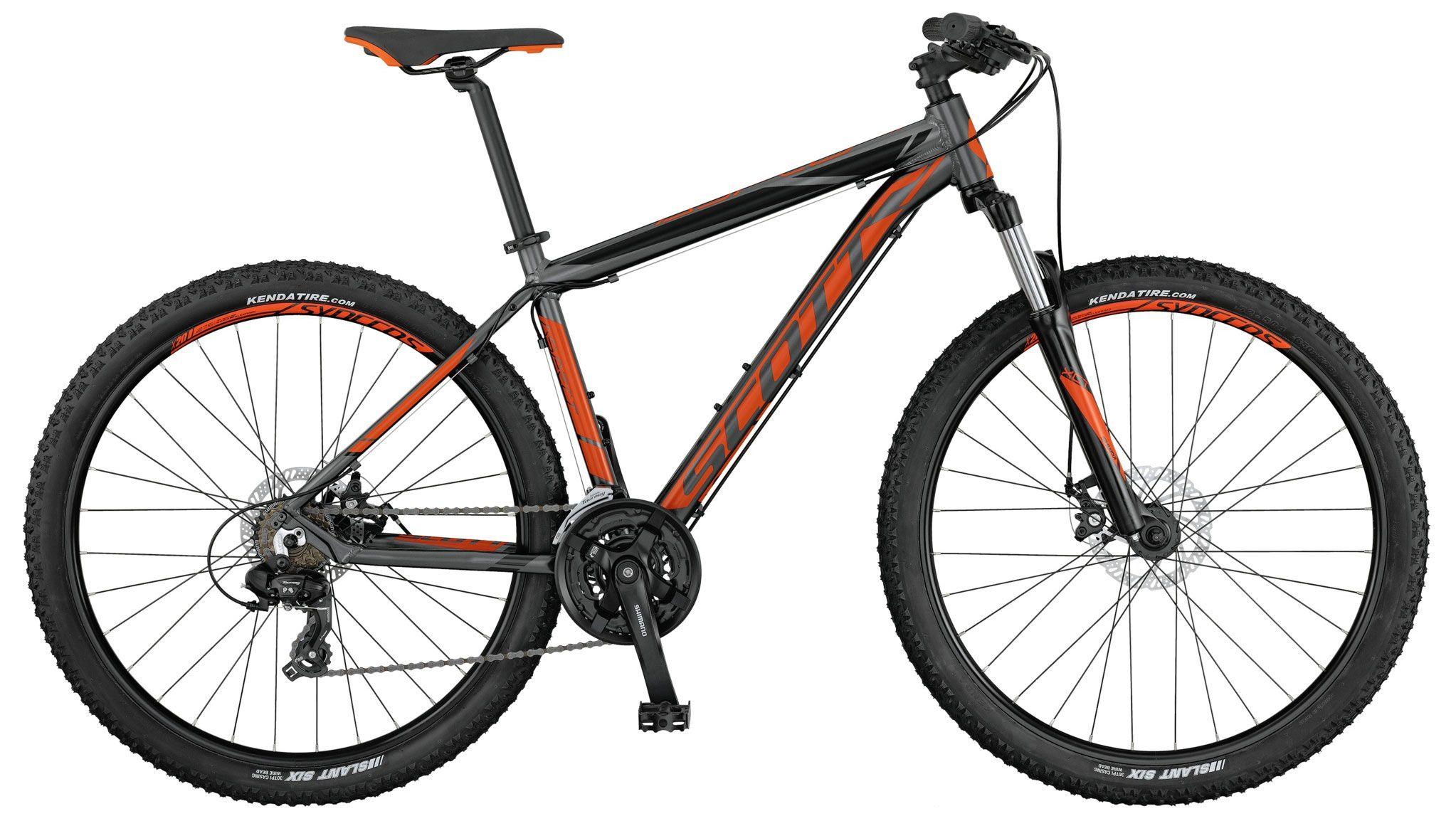 Велосипед Scott Aspect 970 2017