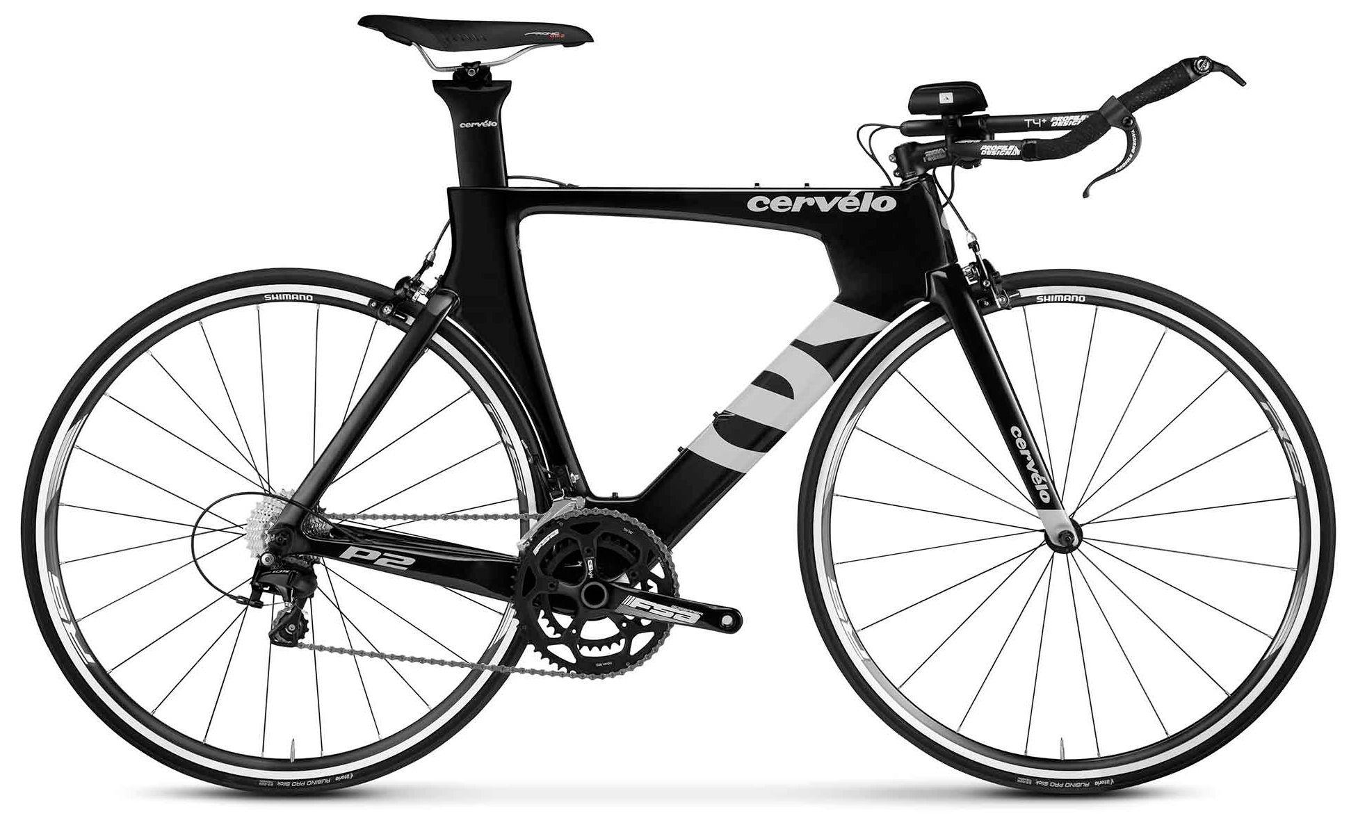Велосипед Cervelo P2 Ultegra Di2 2017