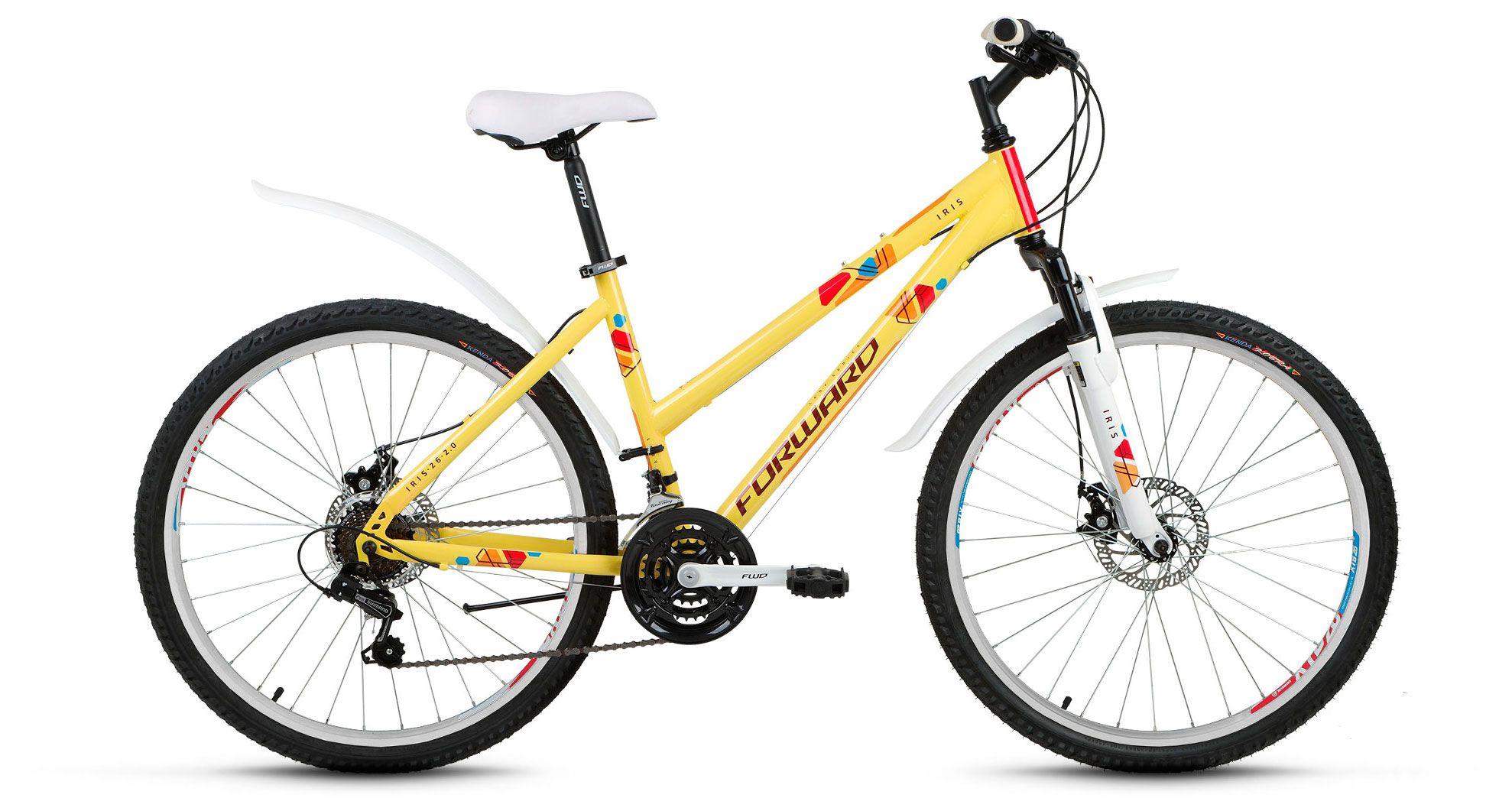 Велосипед Forward Iris 26 2.0 disc 2018 велосипед forward iris 26 1 0 2017