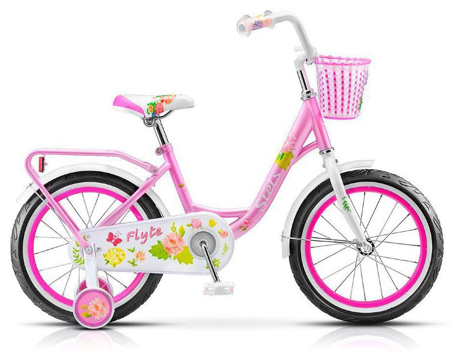 Велосипед Stels Flyte 16 (Z010) 2018,  Детские  - артикул:293433