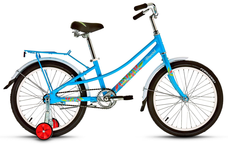 Велосипед Forward Azure 20 2016 велосипед forward azure 20 20 2016
