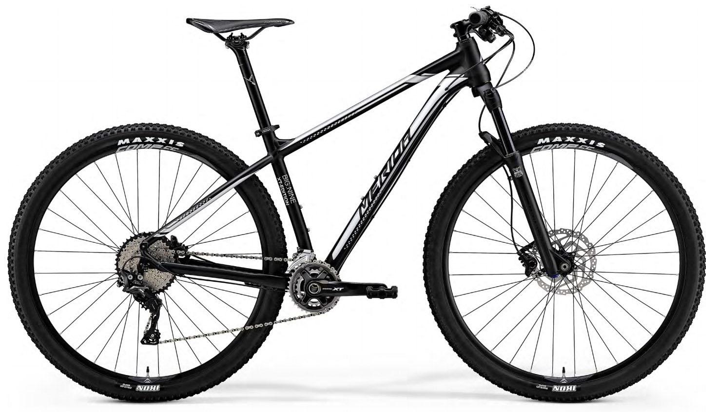 Велосипед Merida Big.Seven XT Edition 2019