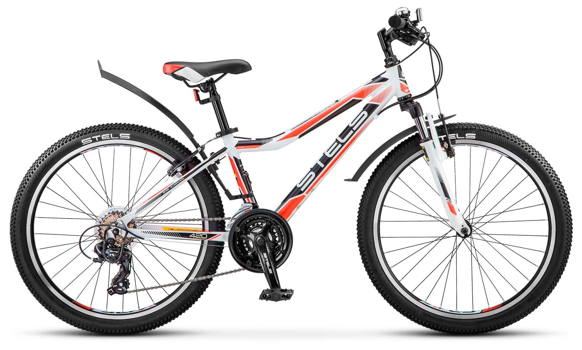 Велосипед Stels Navigator-420 V (V020) 2017 велосипед stels navigator 380 2016