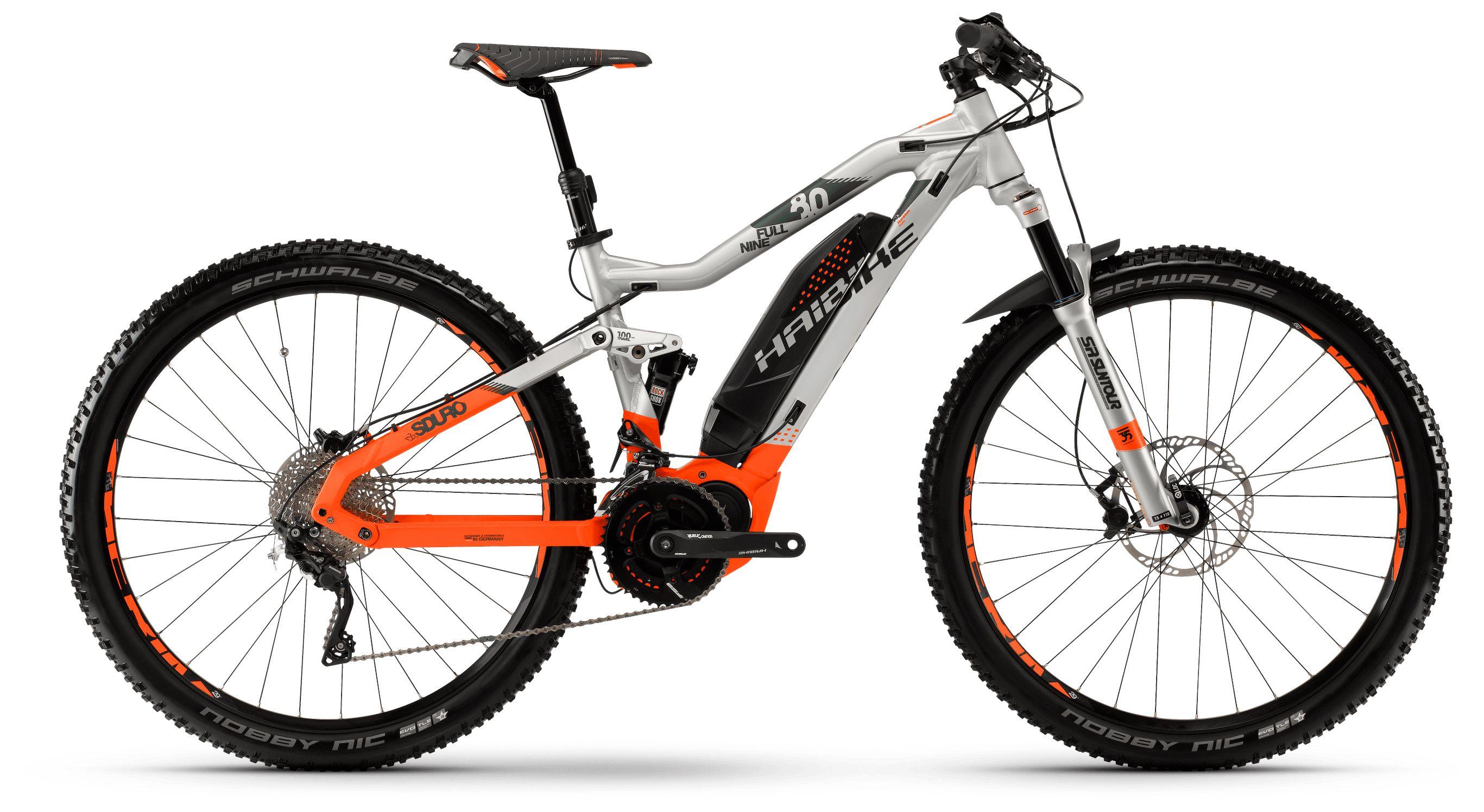 Велосипед Haibike Sduro FullNine 8.0 500Wh 20-Sp XT HB YXC 2018 купить электромотор миникота эндура 30