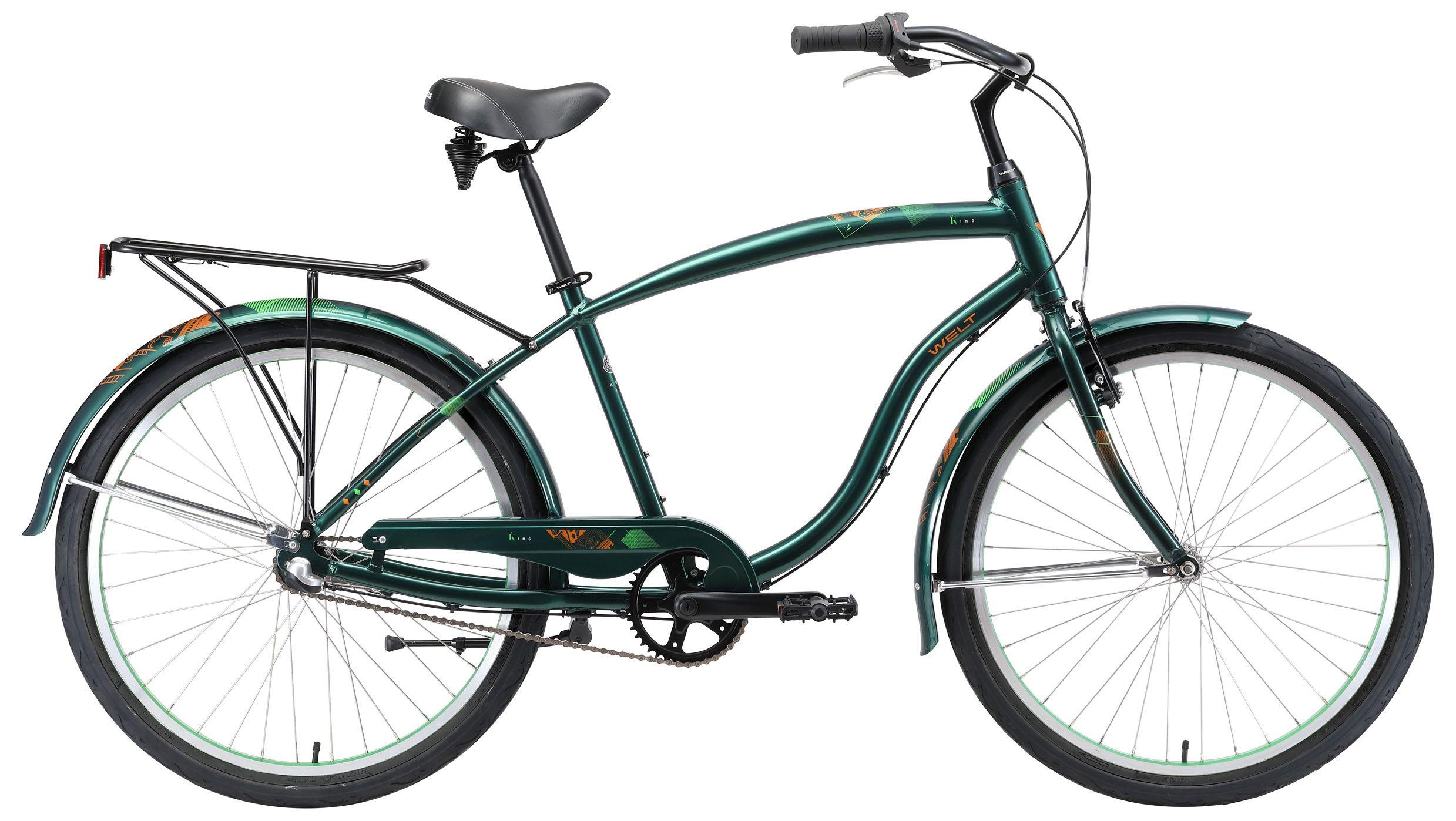 Велосипед Welt King Al 3 2018