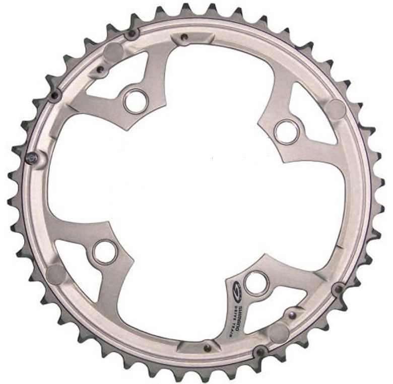 Запчасть Shimano передняя Deore, для FC-M510, 48T 7075t6 cnc mtb chain ring 110pcd 40 42 44 46 48t mtb bike bicycle crank chainring tooth disc chain ring cr e1 dx5800 110