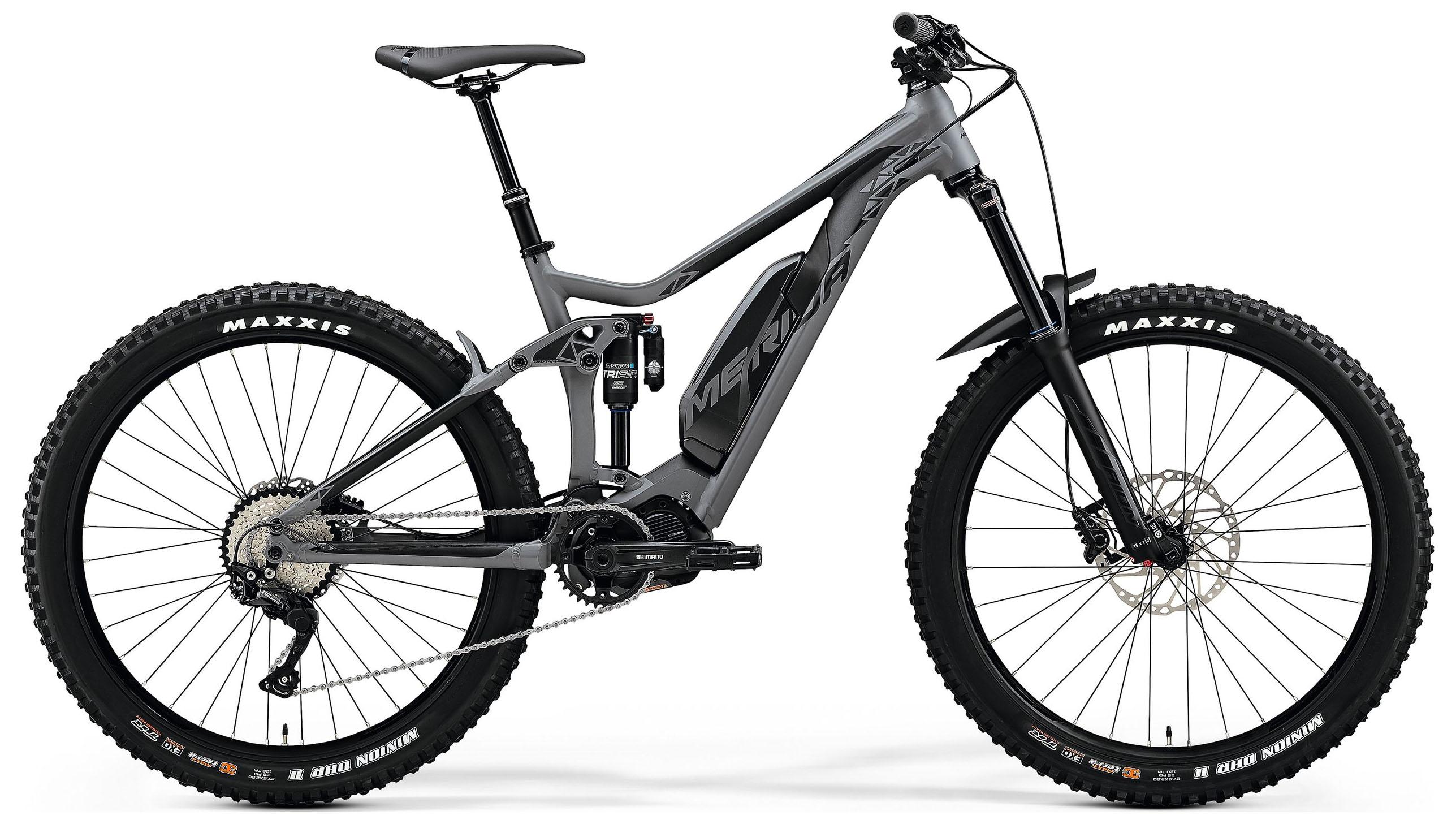 Велосипед Merida eOne-Sixty 500 2019