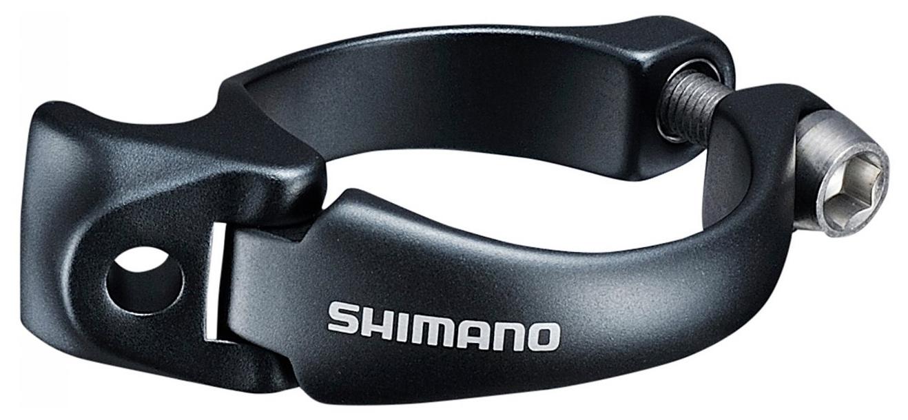 Запчасть Shimano адаптер FD, SM-AD91, 28.6мм (ISMAD91MS) адаптер дискового тормоза shimano sm rtad05 переходник с centerlock на 6 болтов esmrtad05
