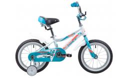 Детский велосипед от 1 до 3 лет  Novatrack  Novara 14  2019