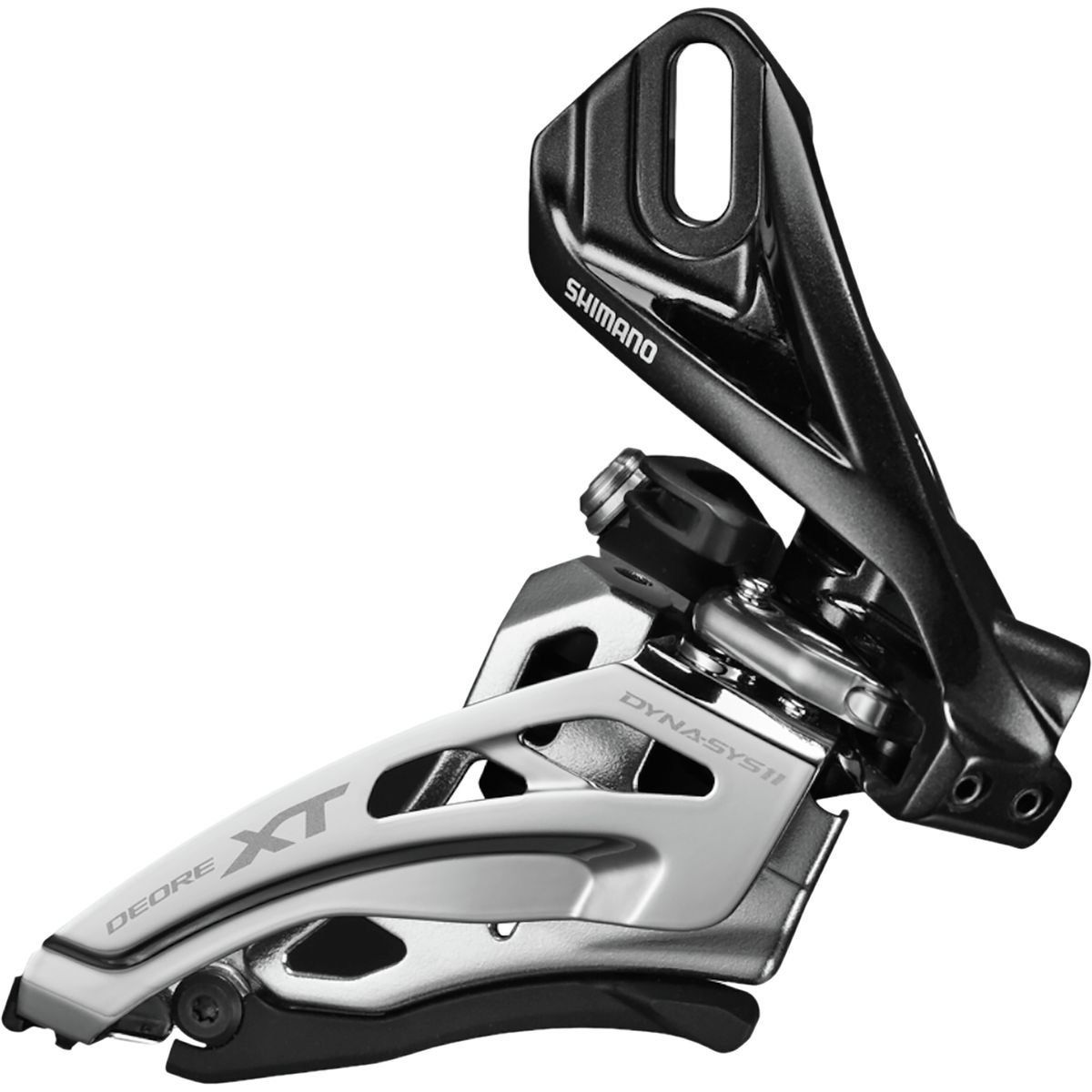Запчасть Shimano Deore XT M8020-D (IFDM8020D6) shimano deore xt m771 silver 9s 27s speed mtb bicycle rear derailleur part long cage