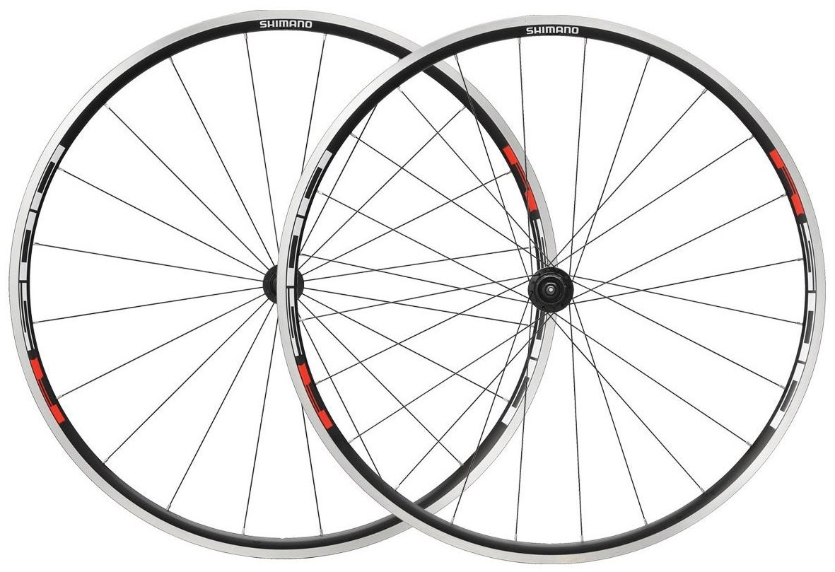 Запчасть Shimano R501A (EWHR501APCBY),  колеса в сборе  - артикул:286118