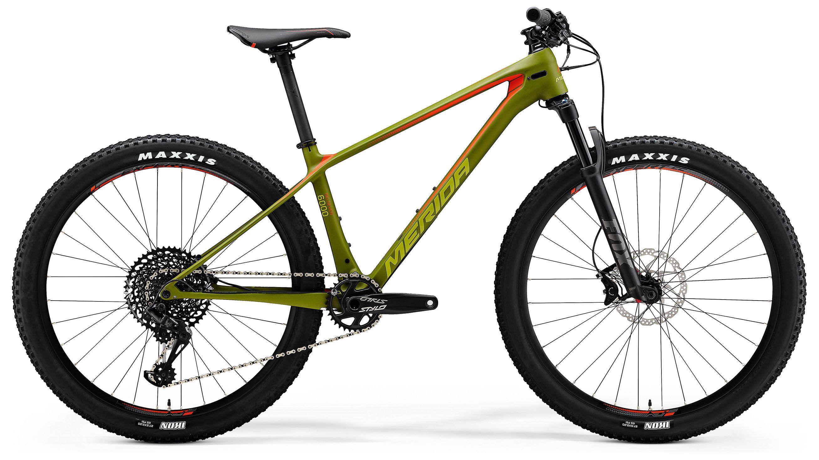 Велосипед Merida Big.Seven 6000 2018
