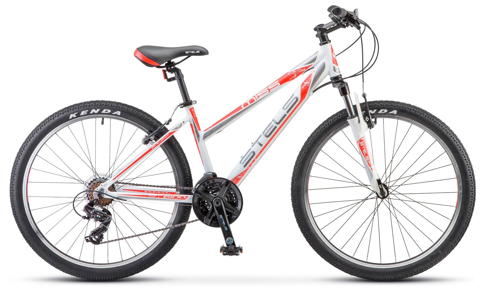 Велосипед Stels Miss 6100 V 26 (V030) 2018 велосипед stels miss 9300 v 2016