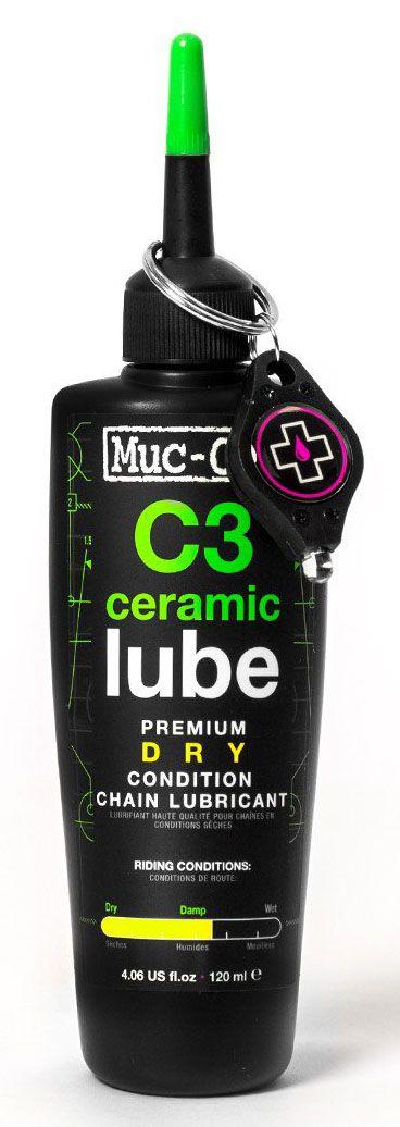 Аксессуар Muc-Off C3 Dry Ceramic Lube 120 мл цена