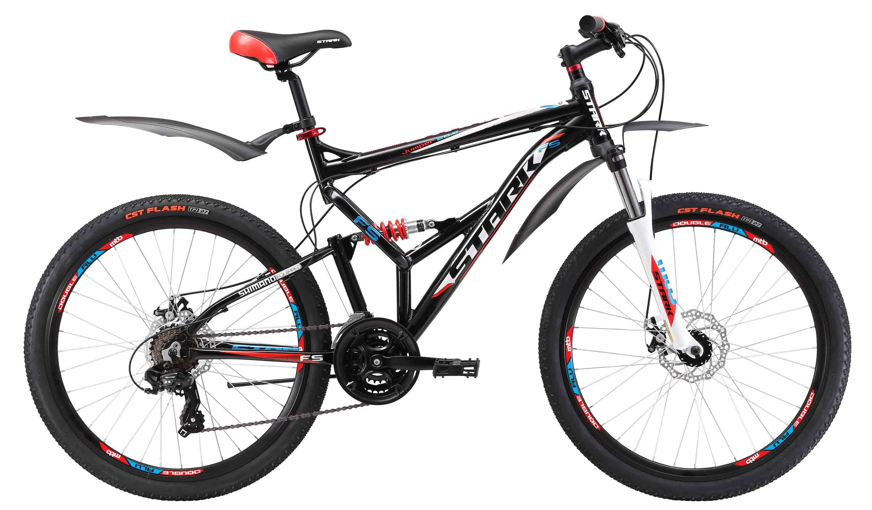 Велосипед Stark Jumper 26.2 FS D 2017