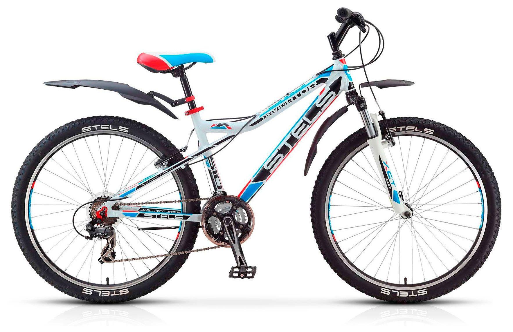 Велосипед Stels Navigator 510 V (V020) 2017