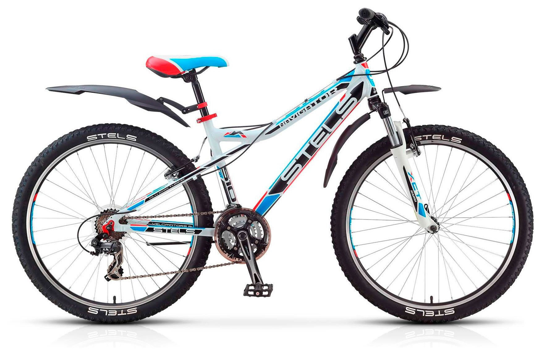 Велосипед Stels Navigator 510 V (V020) 2017 велосипед stels navigator 310 2016